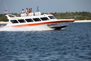 gili gili fast boat ke gili trawangan
