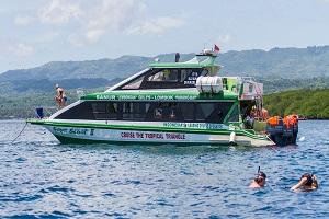 scoot fast boat to gili trawangan