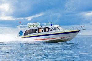 wahana gili ocean fast boat to gili trawangan