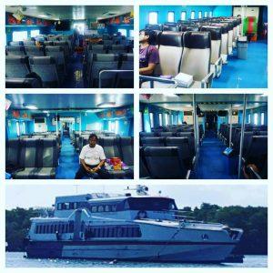 Windu Segara Fast Boat