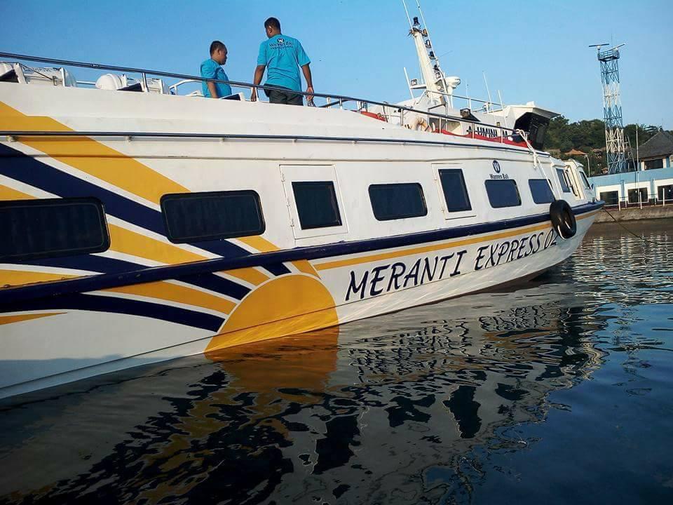 Meranti Express Fast Boat