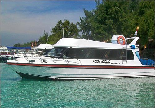 Kuda Hitam Fast Boat@fastboatkegili.com