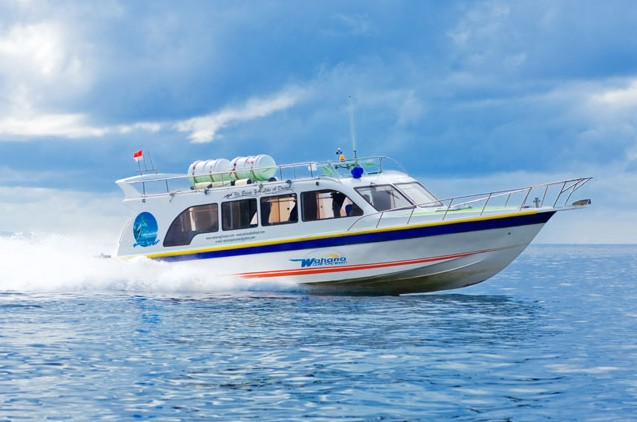 Promo Tiket Fast Boat Special Akhir Tahun 2017