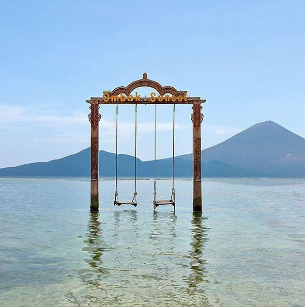 Pesona Pulau Gili Trawangan  yang Memikat Wisatawan