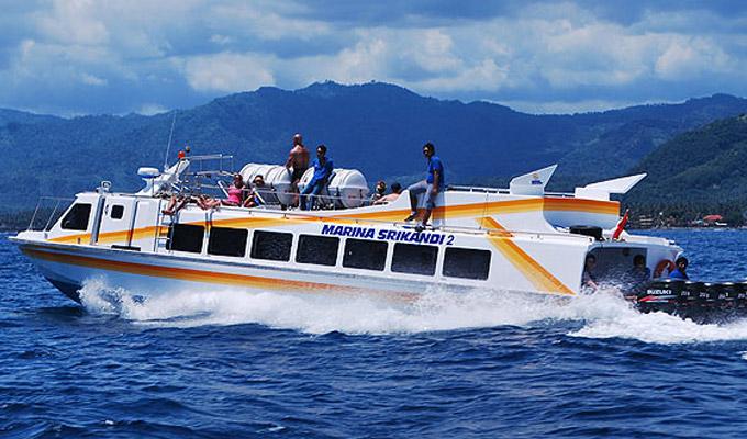 Marina Srikandi Fast Boat@fastboatkegili.com..
