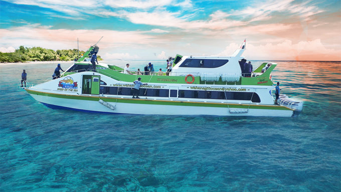Fast Boat Terbaik Ke Gili Trawangan