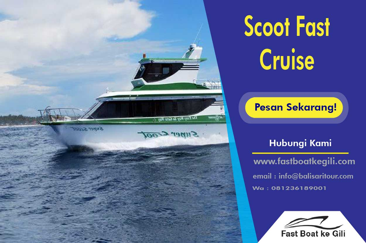 Scoot Fast Cruise
