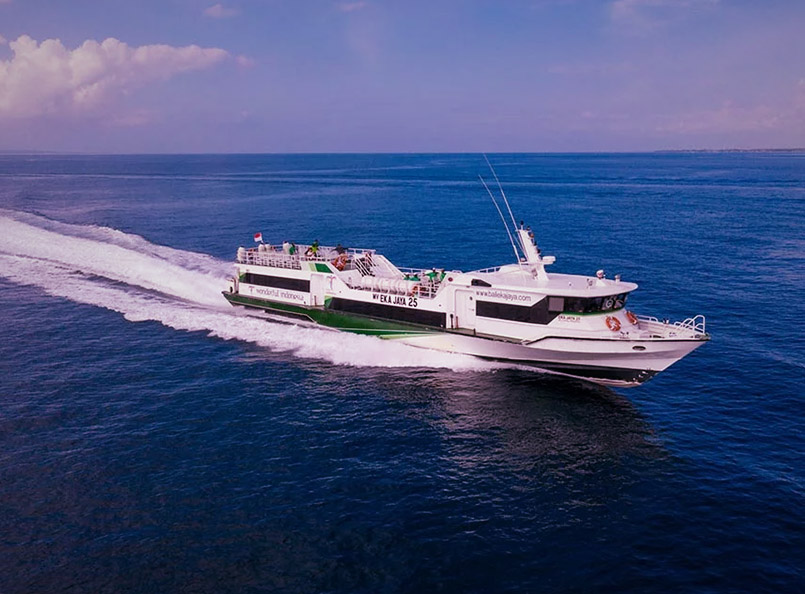 Keunggulan Fast Boat Wahana Gili Ocean